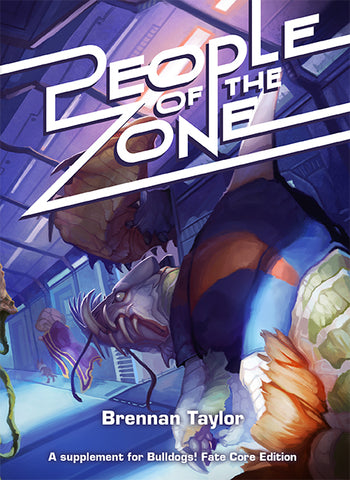 Bulldogs!: People of the Zone - Leisure Games
