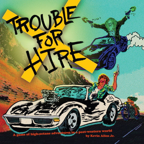 Trouble for Hire + complimentary PDF