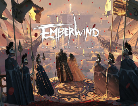 Emberwind: The Skies of Axia