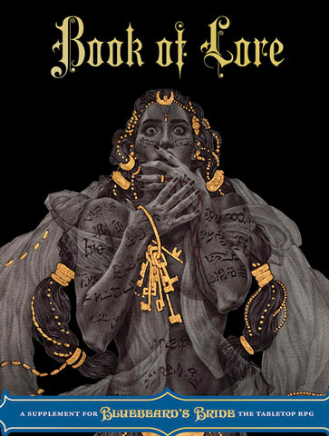 Bluebeard's Bride: Book of Lore + complimentary PDF - Leisure Games
