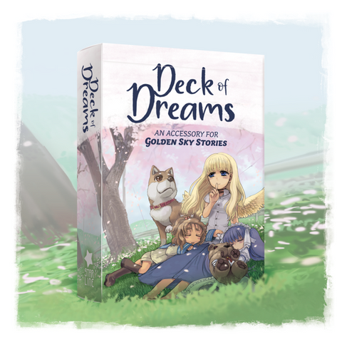 Golden Sky Stories: Deck of Dreams