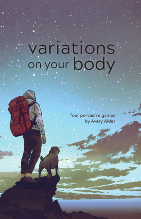 Variations on Your Body (new item awaiting stock)