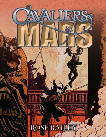 Cavaliers of Mars - Leisure Games