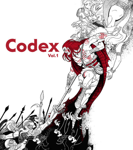 Codex: Volume 1 (Hardcover)