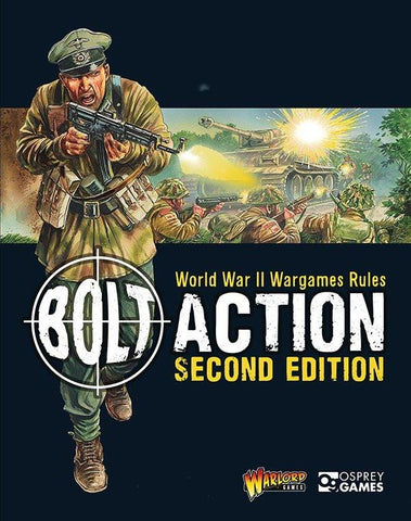 Bolt Action 2nd Edition - Leisure Games