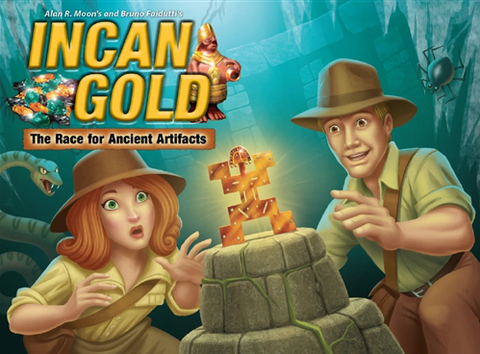 Incan Gold 3rd Edition (aka Diamant)