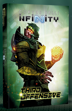 Infinity Third Offensive (Expansion Book)