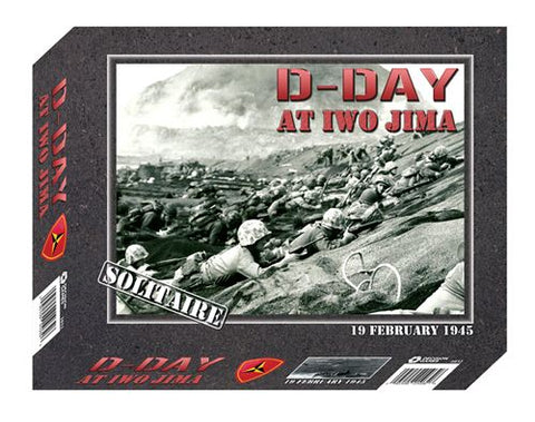 D-Day at Iwo Jima - Leisure Games