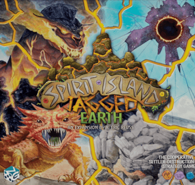 Spirit Island Board Game: Jagged Earth  Expansion
