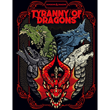 Dungeons & Dragons 5th Edition: Tyranny of Dragons Retail Exclusive - Pre-order (Release Date 22 October)