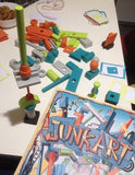 Junk Art - plastic version