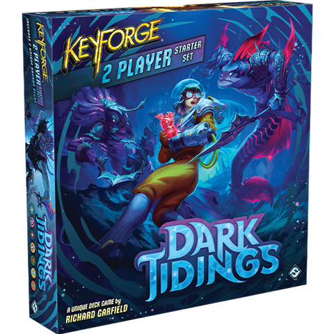 KeyForge Dark Tidings 2 Player Starter Set (release date 16th April)