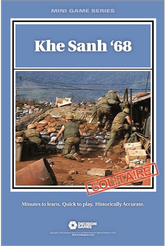 Mini Game Series: Khe Sanh '68