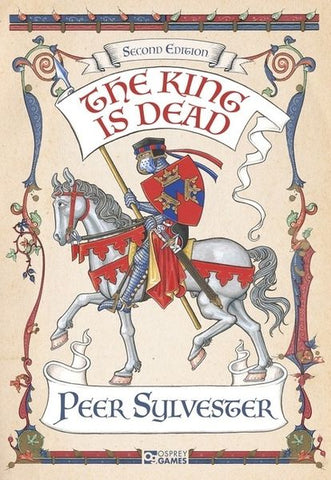 The King is Dead: Second Edition (release date 29th October)