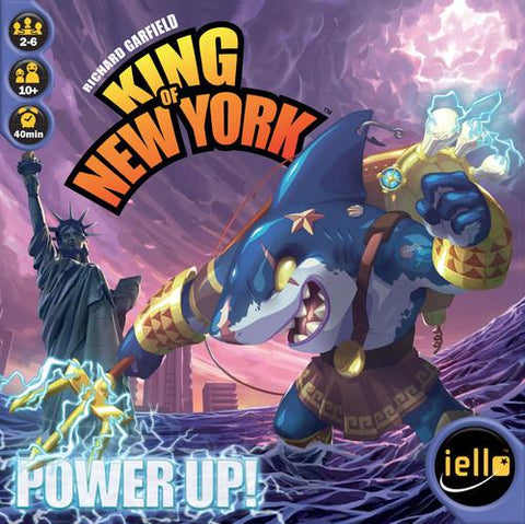 King of New York: Power Up! expansion