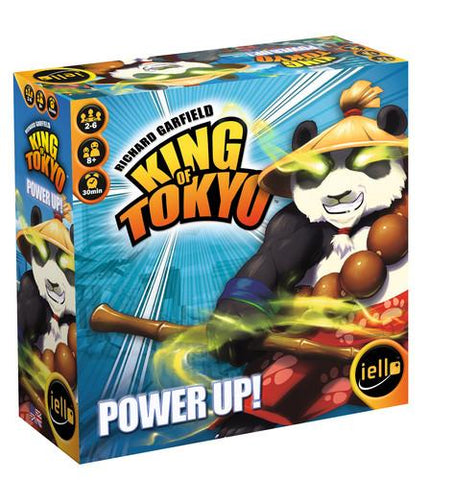 King of Tokyo: Power Up Expansion (second edition)