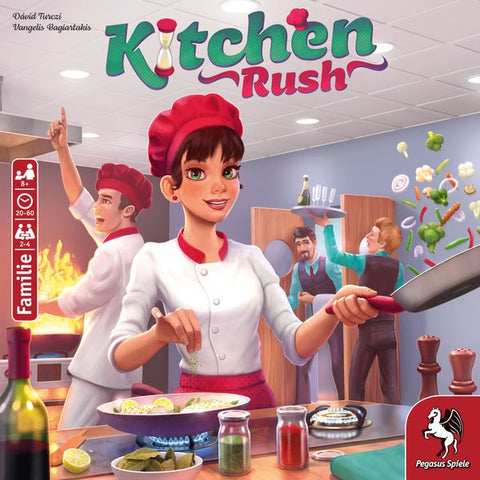 Kitchen Rush (Revised edition)