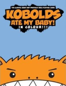 Kobolds Ate My Baby! In Colour!