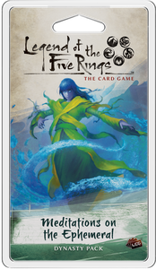 Legend of the Five Rings: The Card Game - Imperial Cycle Dynasty Packs - reduced
