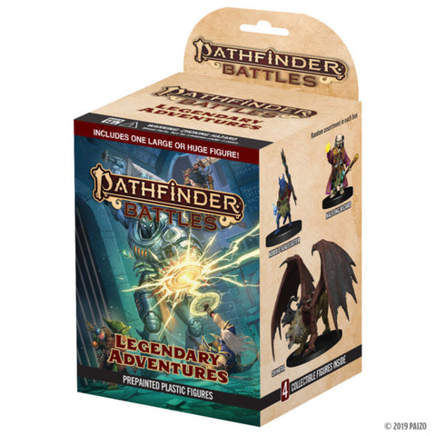 Legendary Adventures Booster: Pathfinder Battles