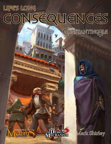Mythras: Mythic Constantinople - Life's Long Consequences