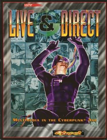 Cyberpunk 2020 RPG: Live and Direct