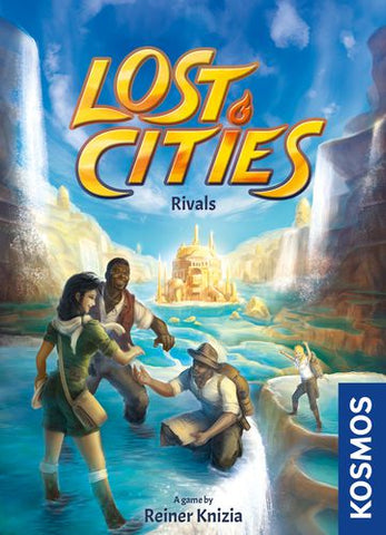 Lost Cities: Rivals (expected in stock on 17th July)