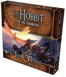 Lord of the Rings Living Card Game: The Hobbit - On the Doorstep