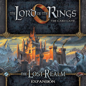 Lord of the Rings LCG: The Lost Realm Expansion
