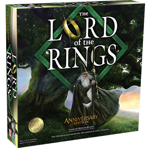 The Lord of the Rings: The Board Game: Anniversary Edition