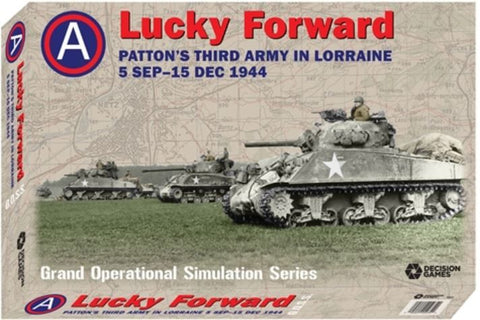 Lucky Forward: Patton's Third Army in Lorraine