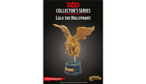 D&D Collector's Series Descent into Avernus: Lulu the Hollyphant Miniature