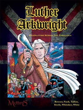 Luther Arkwright + complimentary PDF