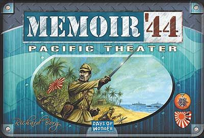 Memoir '44: Pacific Theater (restock expected on 22nd September)