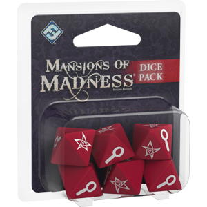 Mansions of Madness 2nd Ed Dice Pack