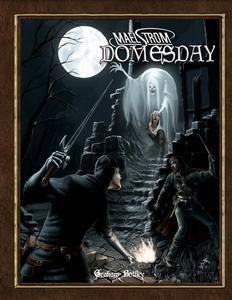 Maelstrom Domesday (hardcover)