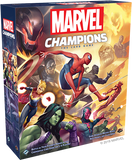 Marvel Champions: The Card Game (pre-order, expected in October 2019)