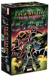 Legendary Villains Deck Building Game: Fear Itself