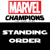 Marvel Champions : Living Card Game Standing Order