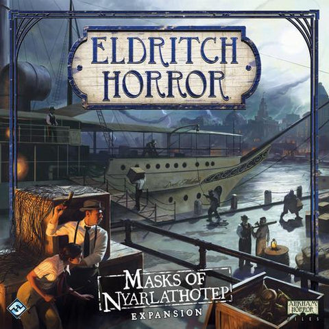 Eldritch Horror: Masks of Nyarlathotep (release date 22nd February)