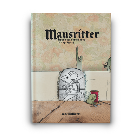 Mausritter: rulesbook