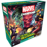Marvel Champions: The Rise of Red Skull - pre-order (expected September 2020)
