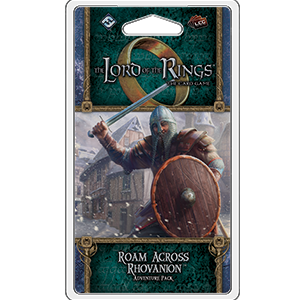 Lord of the Rings LCG: Roam Across Rhovanion Adventure Pack (release date 18th October)