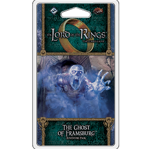 Lord of the Rings LCG: The Ghost of Framsburg Adventure Pack