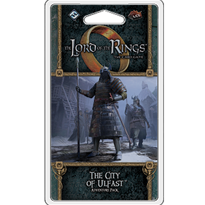 The Lord of the Rings: The Card Game - City of Ulfast Adventure Pack (expected in stock on 27th January)