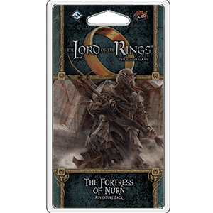 Lord of the Rings: The Card Game - The Fortress of Nurn Adventure Pack (release date 2nd October)