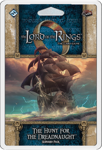 Lord of the Rings - The Card Game: The Hunt for the Dreadnaught Scenario Pack (release date 4th December)
