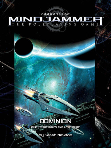 Mindjammer RPG: Dominion