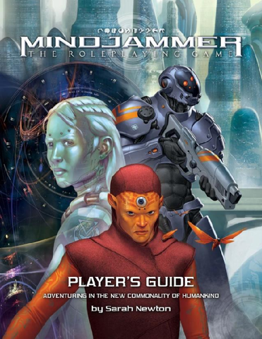 Mindjammer Player's Guide + complimentary PDF