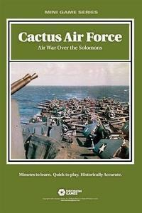 Mini Game Series: Cactus Air Force, Air War Over the Solomons